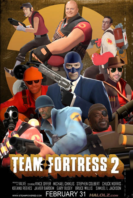 TEAM FORTRESS 2 THE MOVIE