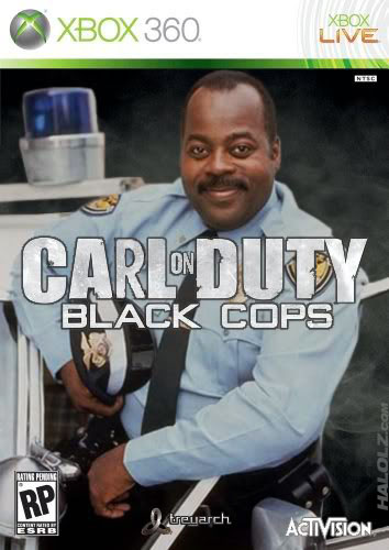 "are ""Black Ops"" doesn't mean we need to recruit black guys for them!"