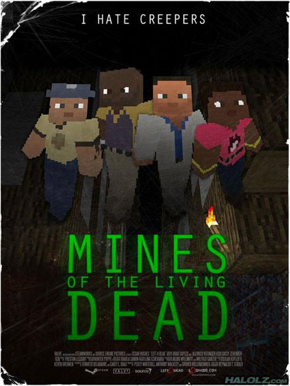 MINES OF THE LIVING DEAD