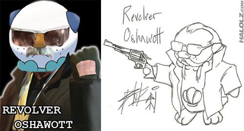 Revolver Oshawatt