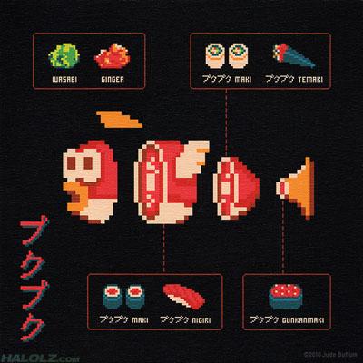Cheep Cheep Sushi