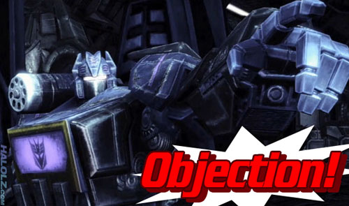 Objection! (Soundwave Edition)