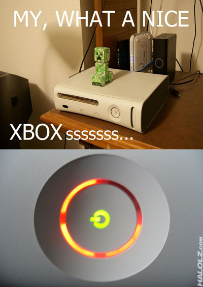 MY, WHAT A NICE XBOXsssssss...