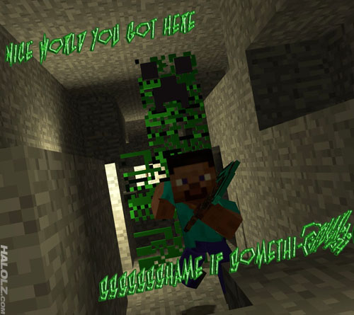 creepers or skeletons,