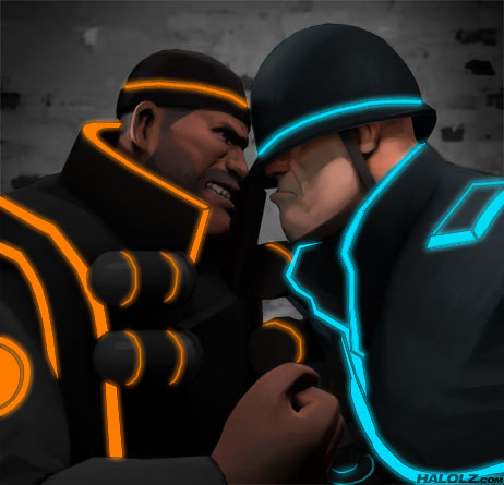 Tron Fortress 2