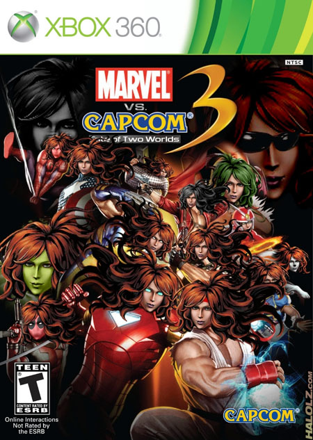 Marvel vs Capcom 3: Phoenix Edition