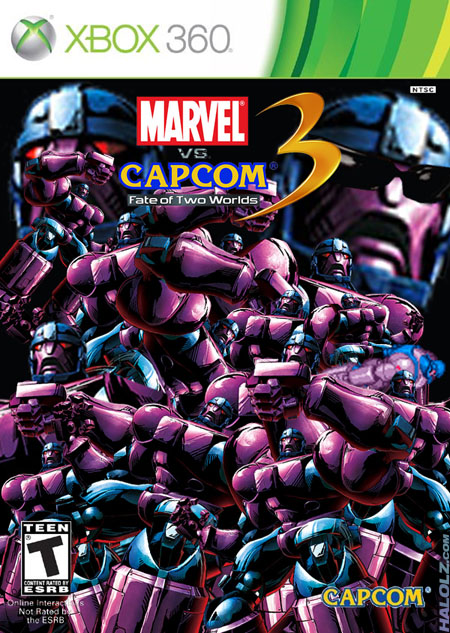 Marvel vs Capcom 3: Sentinel Editions