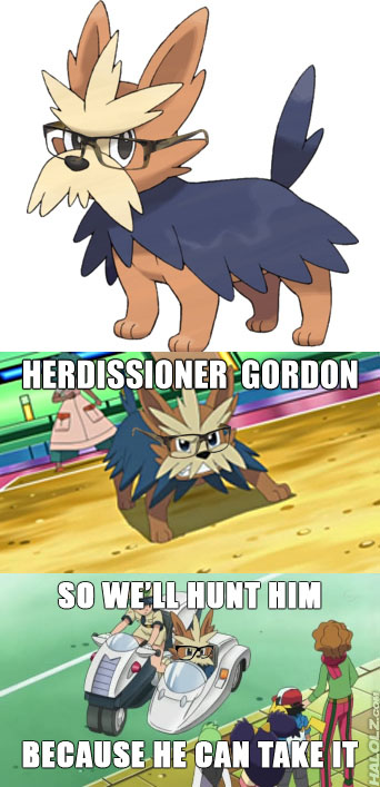 HERDISSIONER GORDON