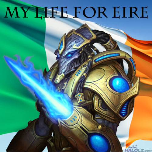 MY LIFE FOR EIRE