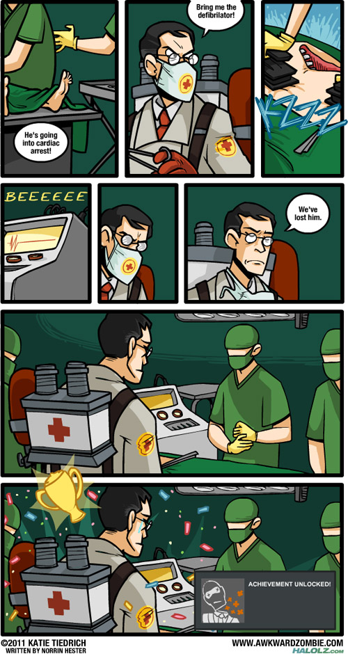 Doctor Feelbad (comic)