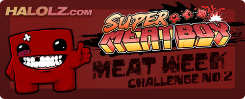 [CONTESTS] MEAT WEEK CHALLENGE NO.2