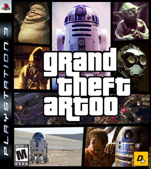 Grand Theft Artoo