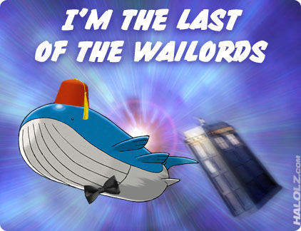 I'M THE LAST OF THE WAILORDS