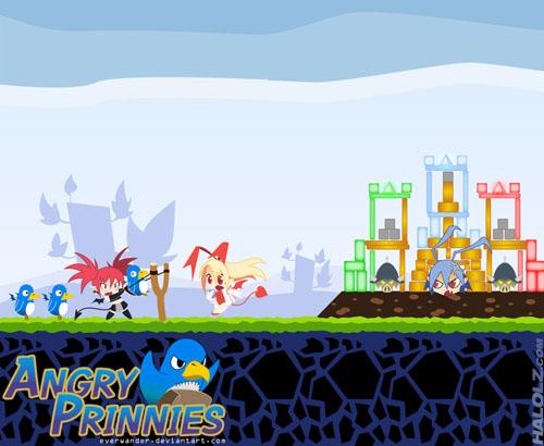 Angry Prinnies