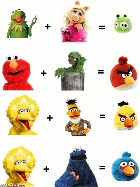 Angry Bird Math