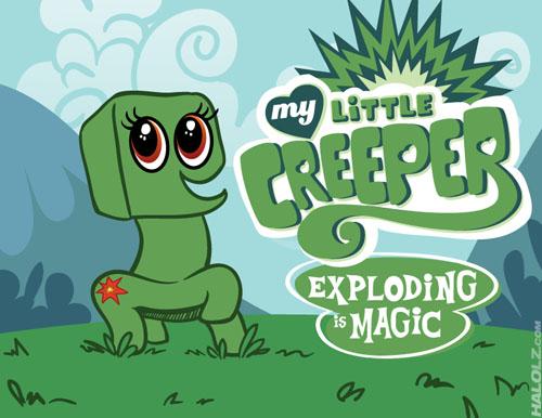 My Little Creeper
