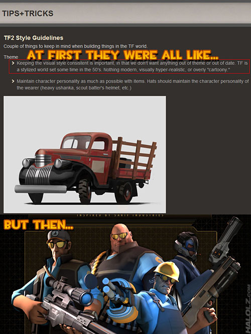 TF2 Style Guidelines