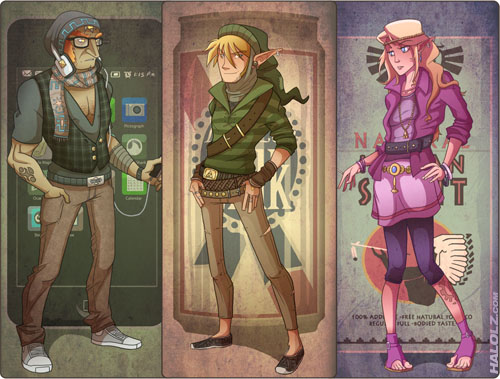 The Legend of the Hipsters