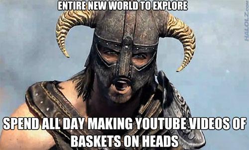 ENTIRE NEW WORLD TO EXPLORE