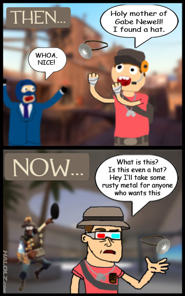 TF2: Then and Now