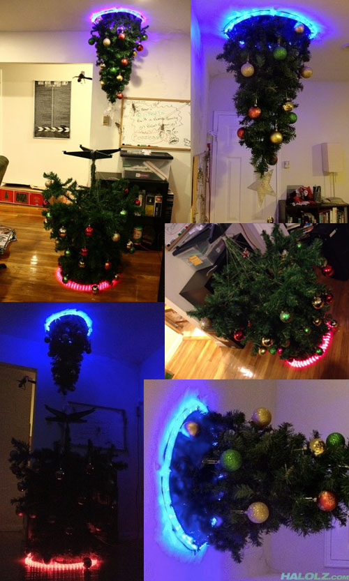 Aperture Laboratories Christmas Tree