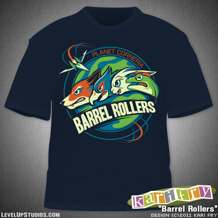 Barrel Rollers T-Shirt