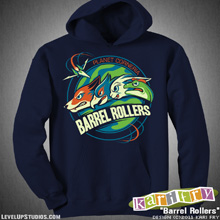 Barrel Rollers Sweatshirt