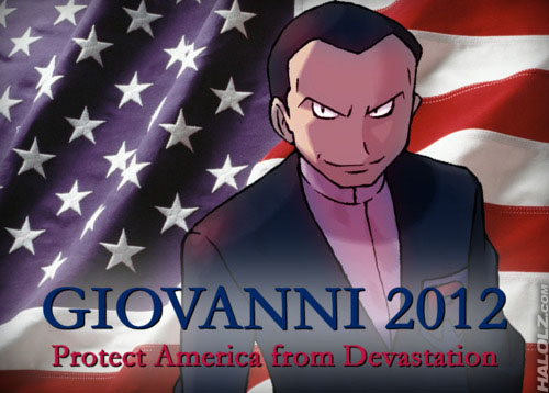 GIOVANNI 2012: Protect America from Devastation