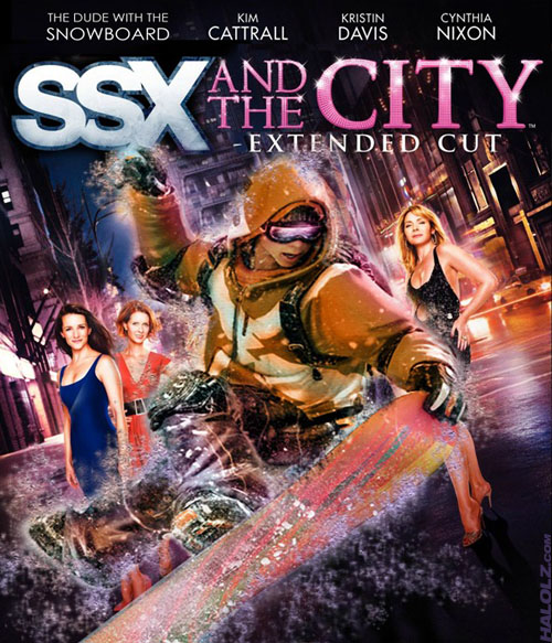 SSX AND THE CITY EXTENDED CUT