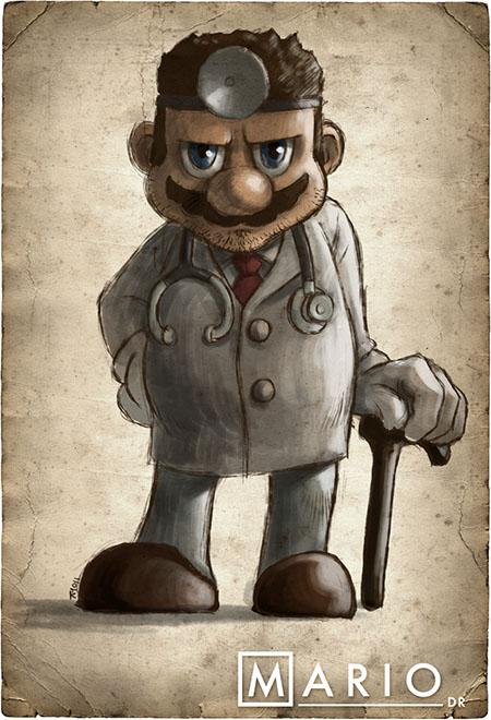 MARIO DR