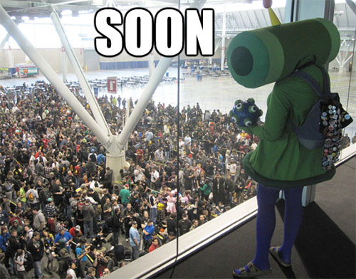 SOON (PAX EAST 2012 Edition)