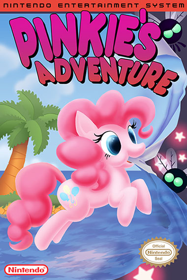 My Little Pony Pinkie Pie's Adventure
