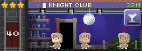 TINY TOWER KNIGHT CLUB
