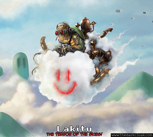 Steampunk Lakitu
