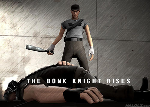 THE BONK KNIGHT RISES