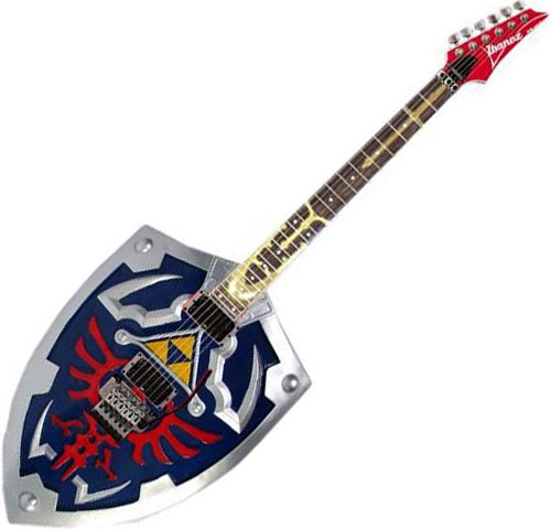 The Guitar of Hyrule