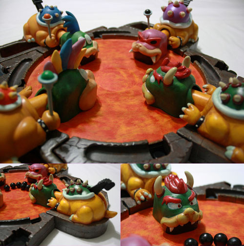 Hungry Hungry Koopas