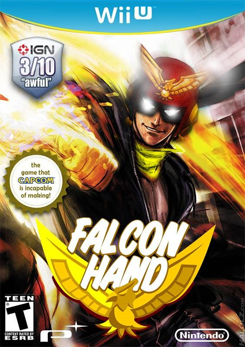 falconhand