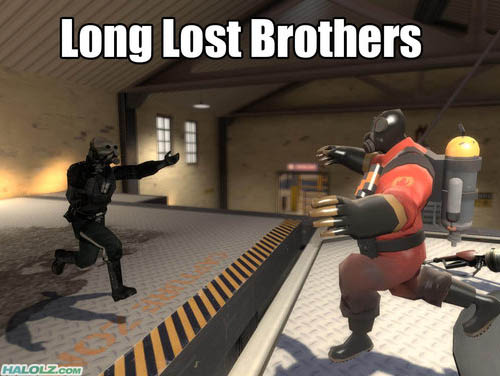 Long Lost Brothers